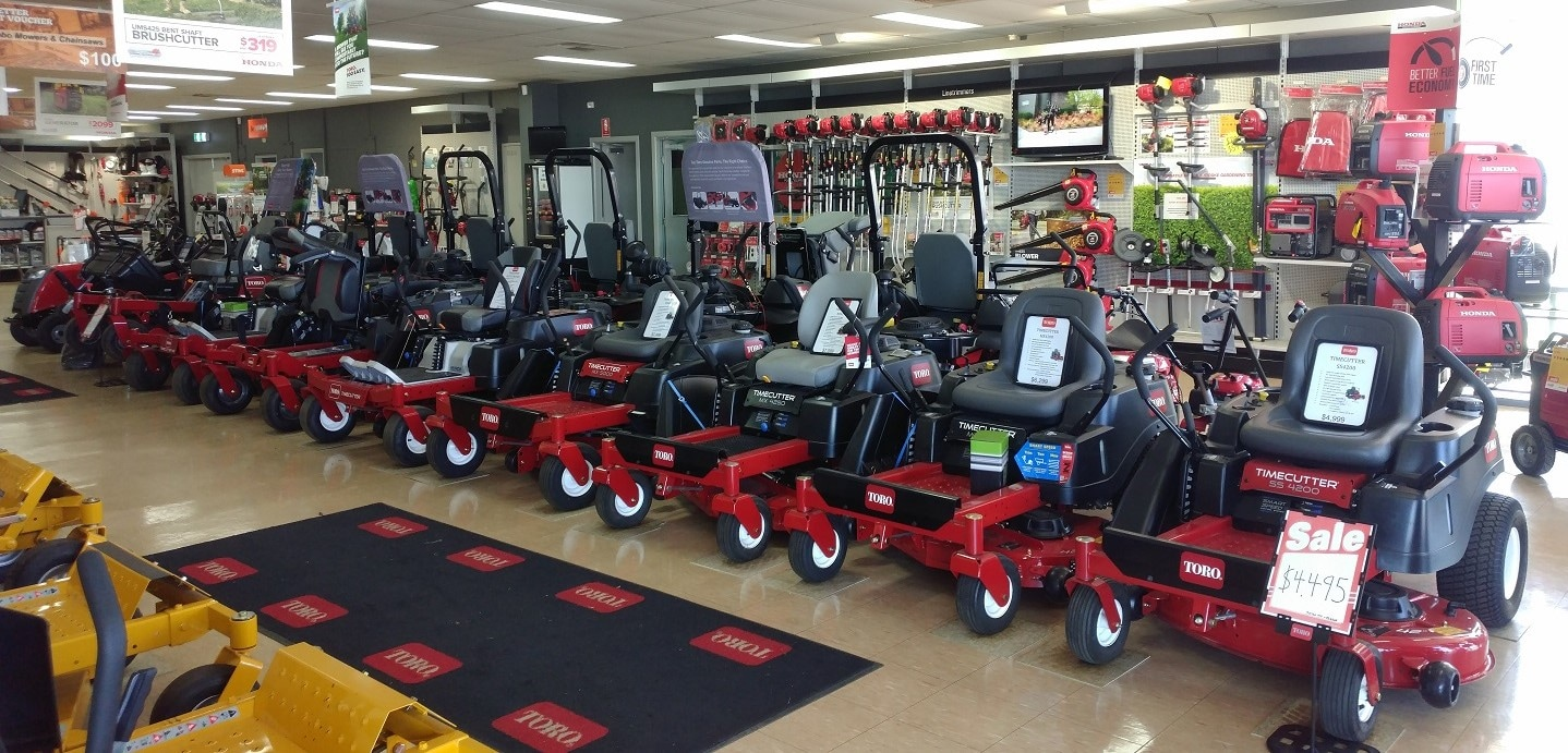 Dubbo Mowers Amp Chainsaws Lawn Mower Shops Amp Repairs