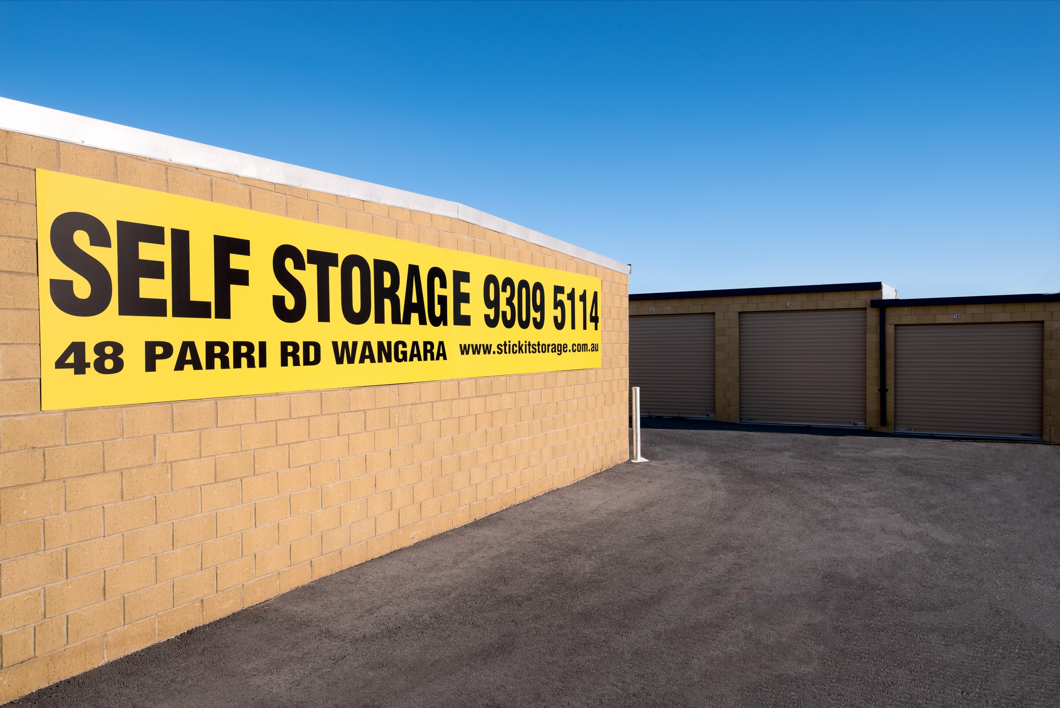 Stick It Where It Fits Self Storage Storage Solutions
