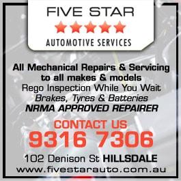 Five Star Automotive >> Five Star Automotive Services Mechanics Motor Engineers