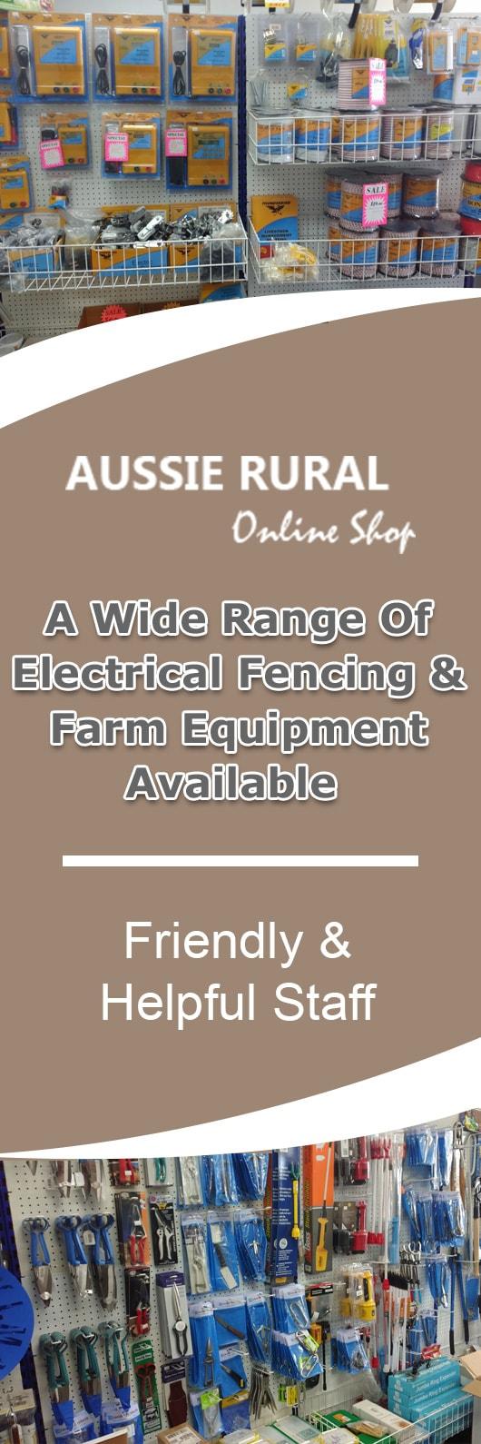 Aussie Rural Farming Supplies Farm Supplies Amp Farming
