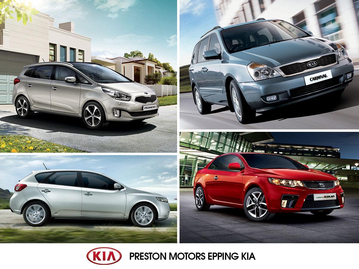 Preston Motors Epping Kia New Car Dealers 380 Cooper