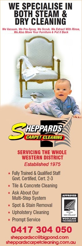 Sheppards Carpet Cleaning Carpet Cleaning Protection 3 Breton St Warrnambool