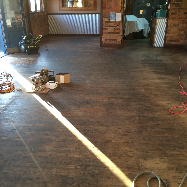 Sanded Concrete Flooring : Mcgeorge wayne bamboo timber flooring woollamia