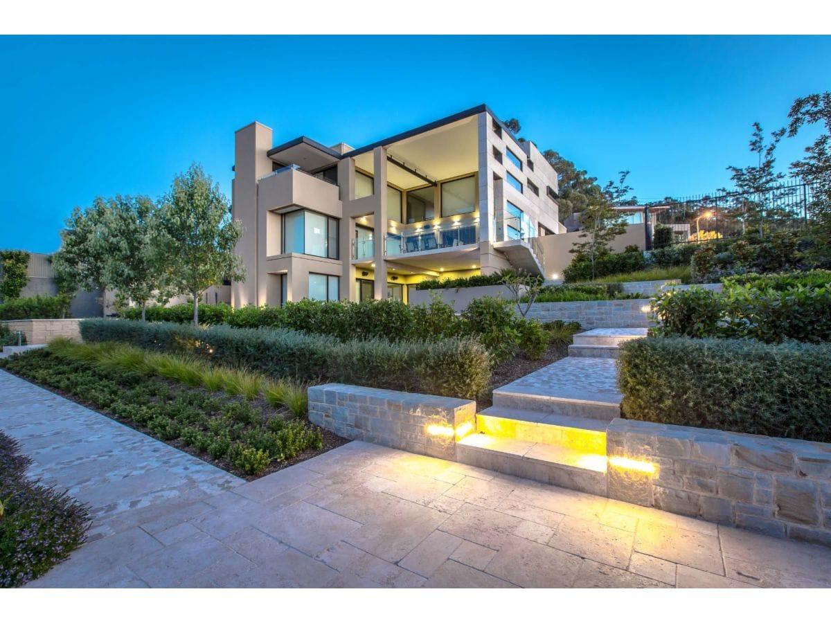 Wax design pty ltd landscape architects suite 3 241 for Landscape design adelaide