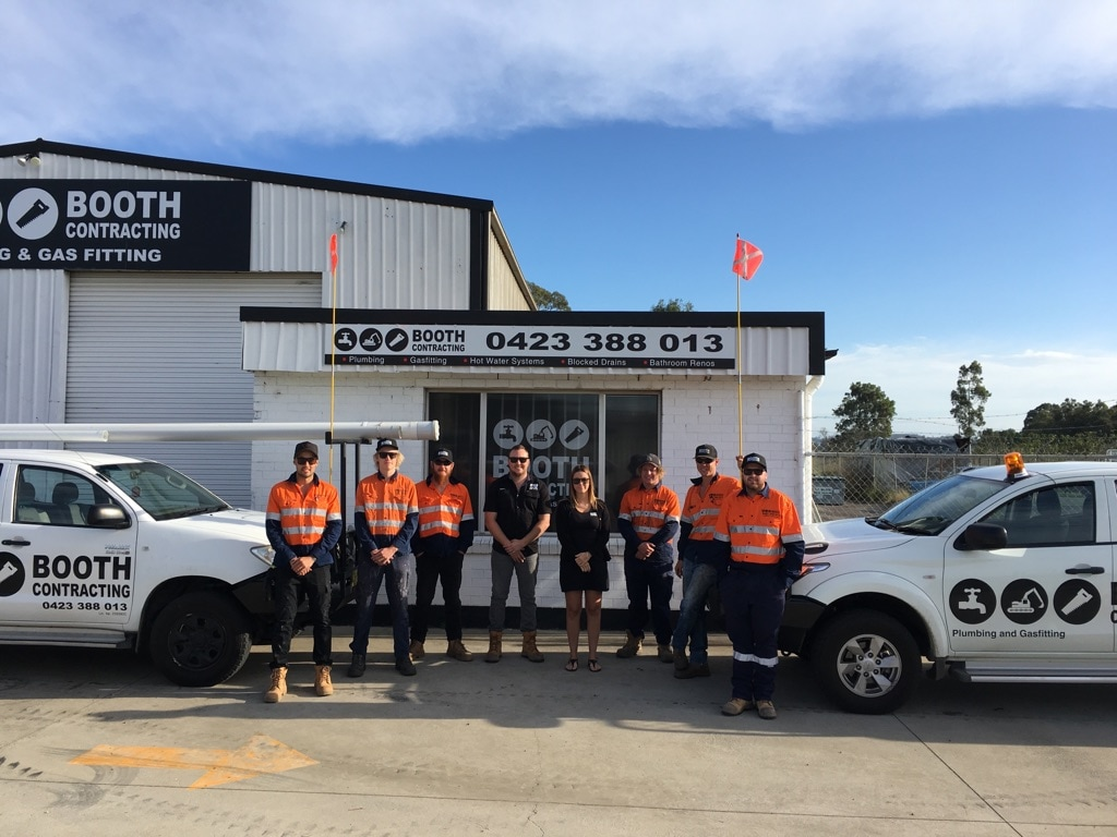 Ih Amp Ca Chalmers Plumbers Amp Gas Fitters Muswellbrook