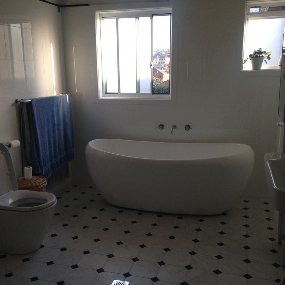 Bathroom renovations wollongong