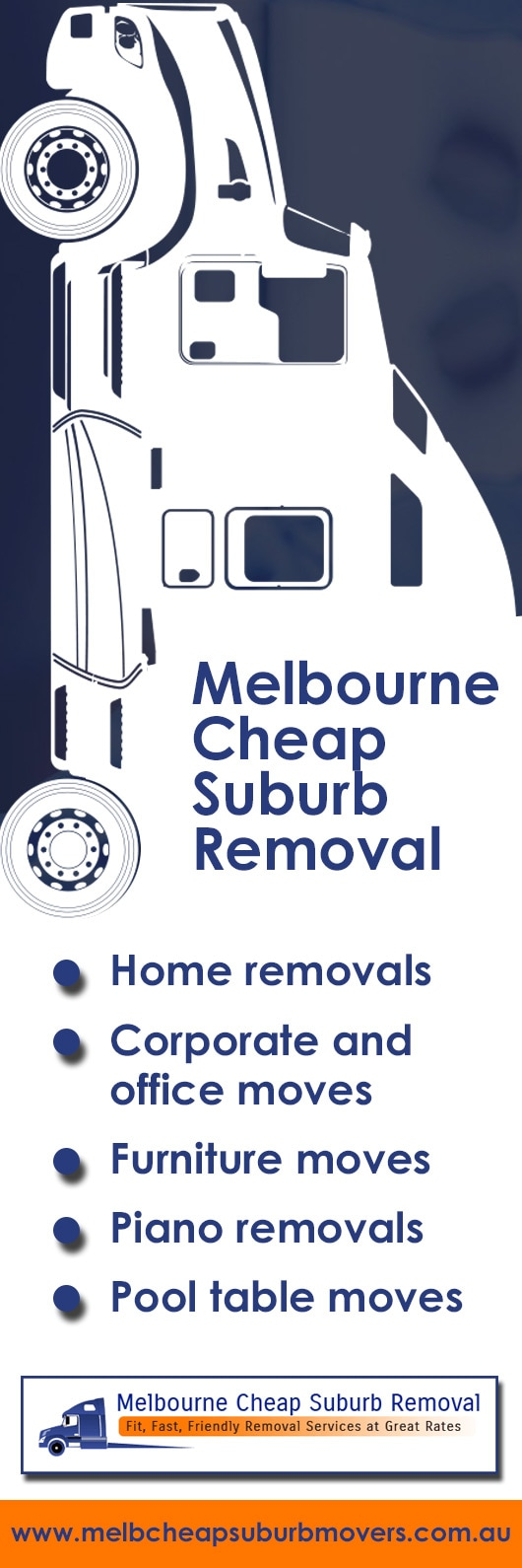 Melbourne Cheap Suburb Removal - Furniture Removalists & Movers ...