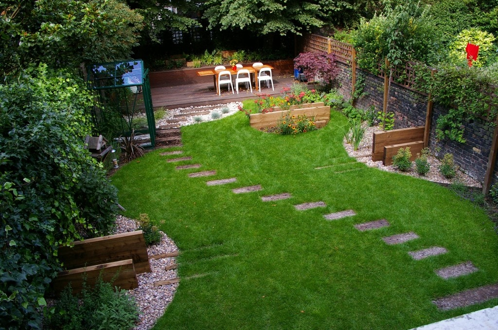 a  j landscape  paving design  landscaping  landscape design, Natural flower