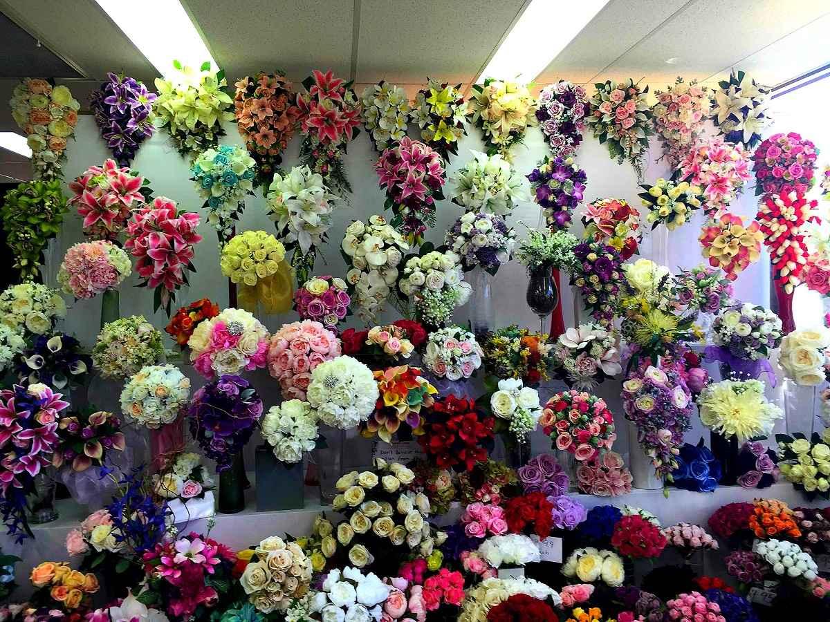 Floral Land Wedding Flowers 57 Lathams Rd Carrum Downs