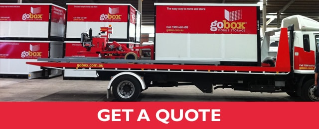 Gobox Mobile Storage - Promotion 2 & Gobox Mobile Storage - Storage Solutions - 130 Daws Rd - Melrose Park