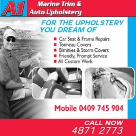 A1 Marine Trim & Auto Upholstery - Upholstery - 44 Mittagong St - Welby
