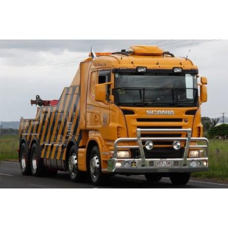 Barnes Auto Co - Towing Services - Yandilla