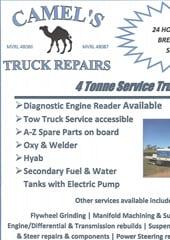 Camels Truck Repairs - Bus & Truck Repairs - 418 East