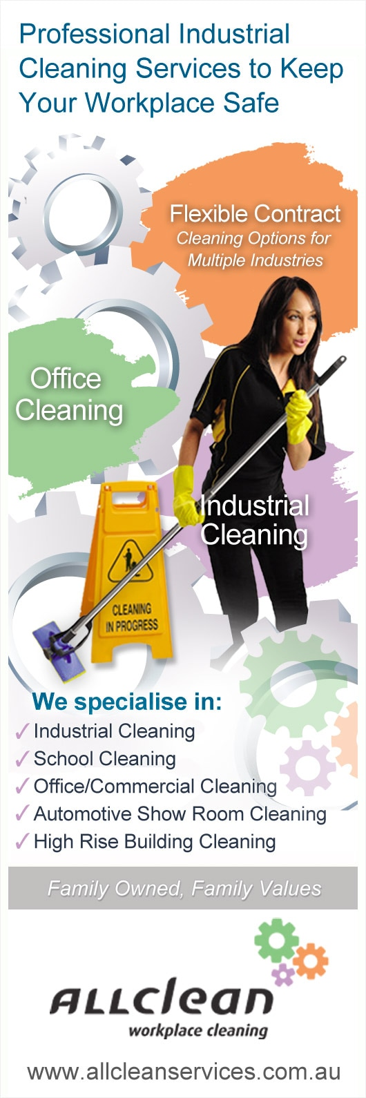allclean property services plus commercial industrial cleaning allclean property services plus promotion