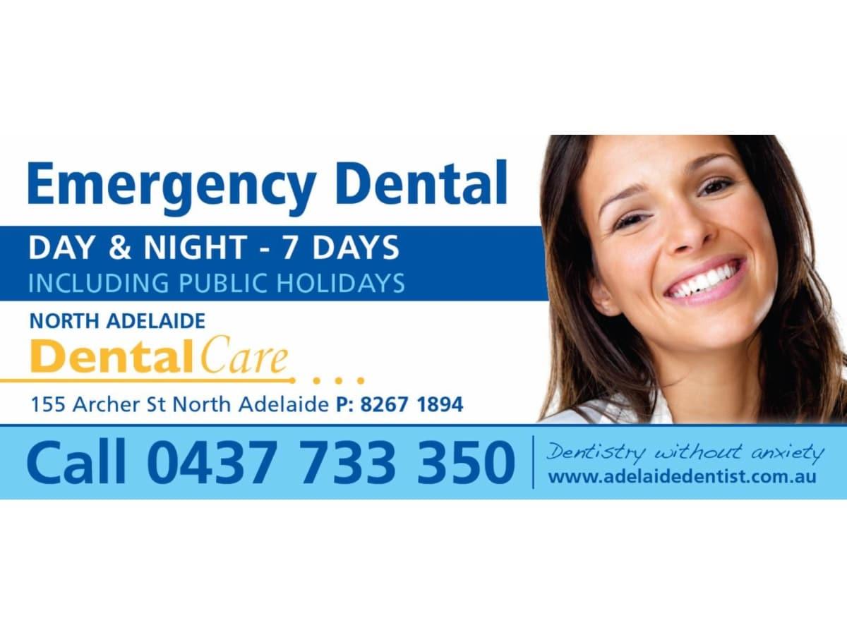 Emergency Dental Care Adelaide