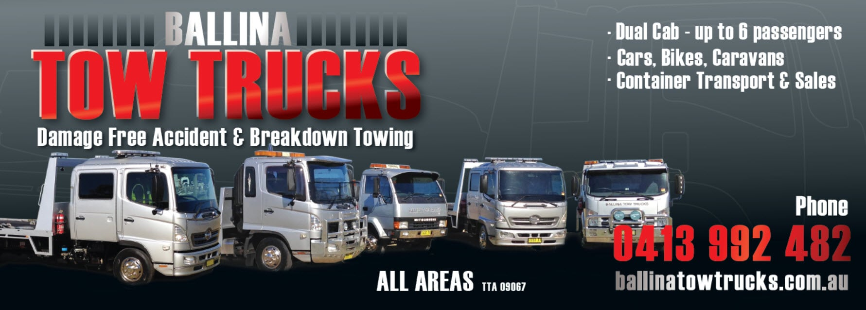 Tow trucks in Kharkiv region: a selection of sites