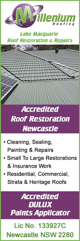 Millenium Roofing   Promotion