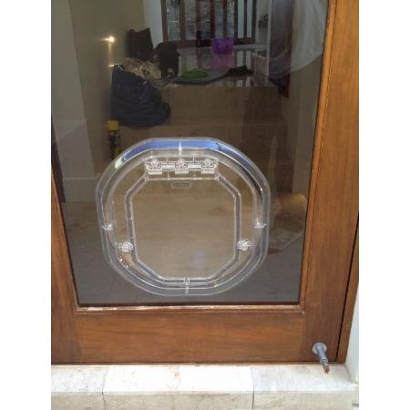 Can You Put A Dog Door In A Glass Door Gallery Doors Design Modern