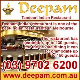 Indian Food Berwick
