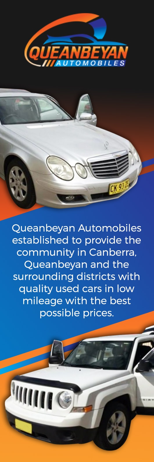 Queanbeyan Automobiles - Used Cars - Cnr Uriarra Rd