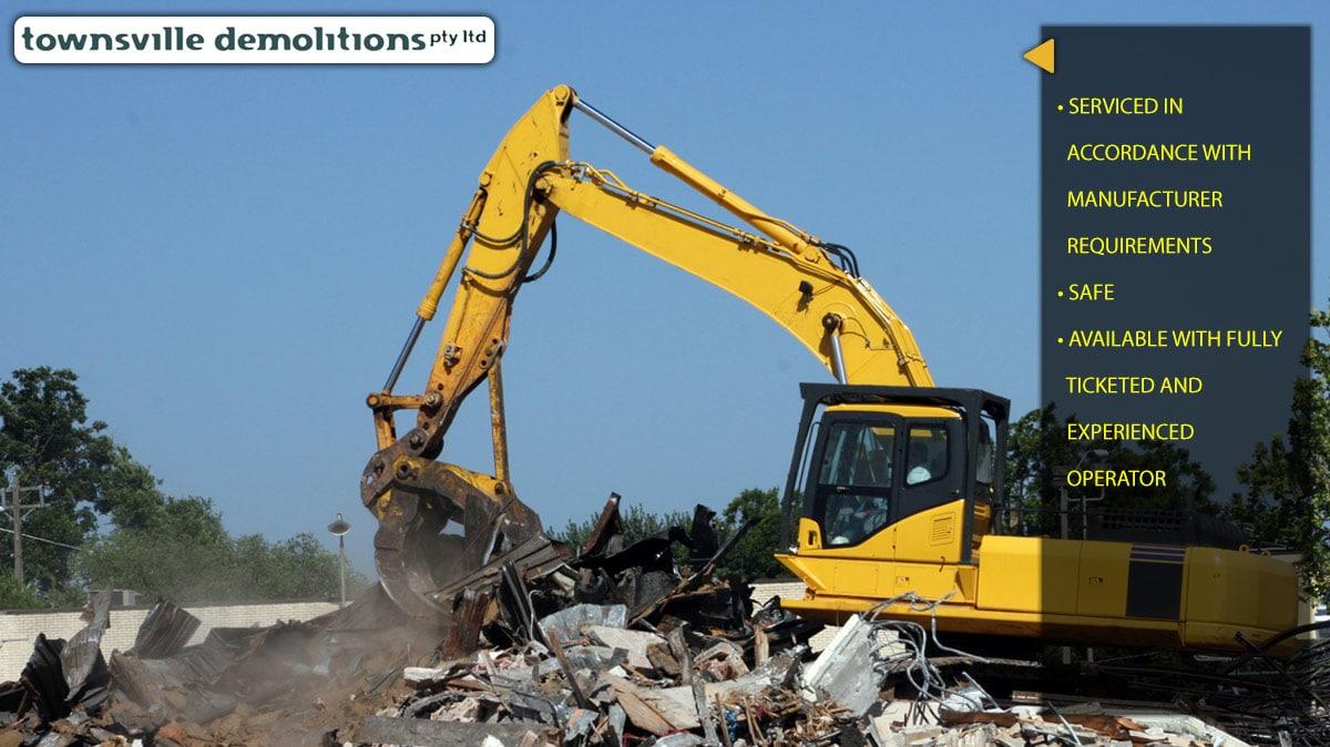 Townsville Demolitions Pty Ltd - Demolition Contractors - 25 Carmel ...