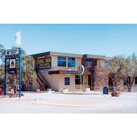Opal Inn Hotel Motel Caravan Park