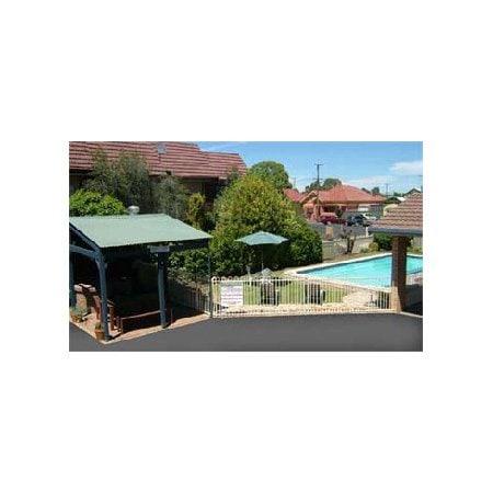Motels Bourke Nsw