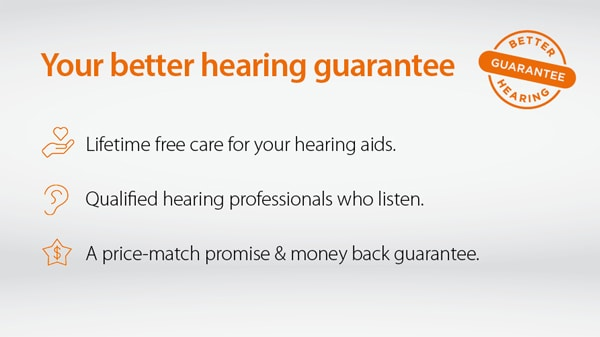 Connect Hearing - Hearing Aids, Equipment & Services - 709