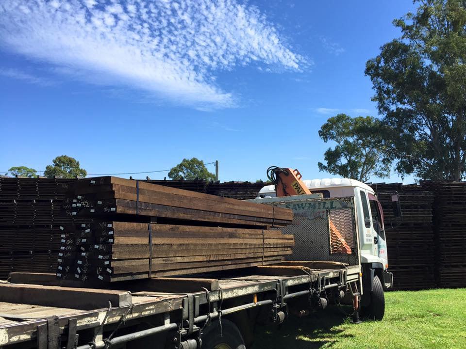Enrights Sawmill Timber Supplies 144 Brisbane St
