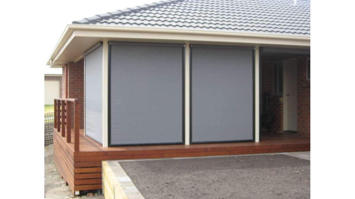 veranda,pergola or alfresco blinds for all year outdoor living - Warrnambool Shade & Blinds - Shade Sails - 32A Albert St - Warrnambool