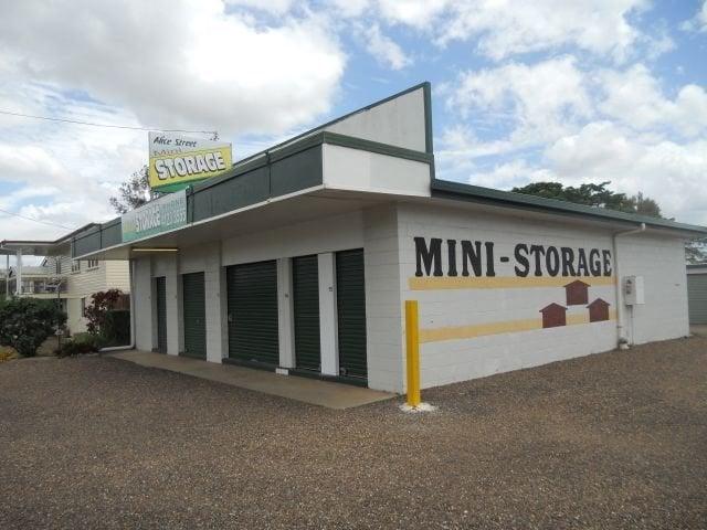 Alice Street Mini Storage Storage Solutions 534 Alice