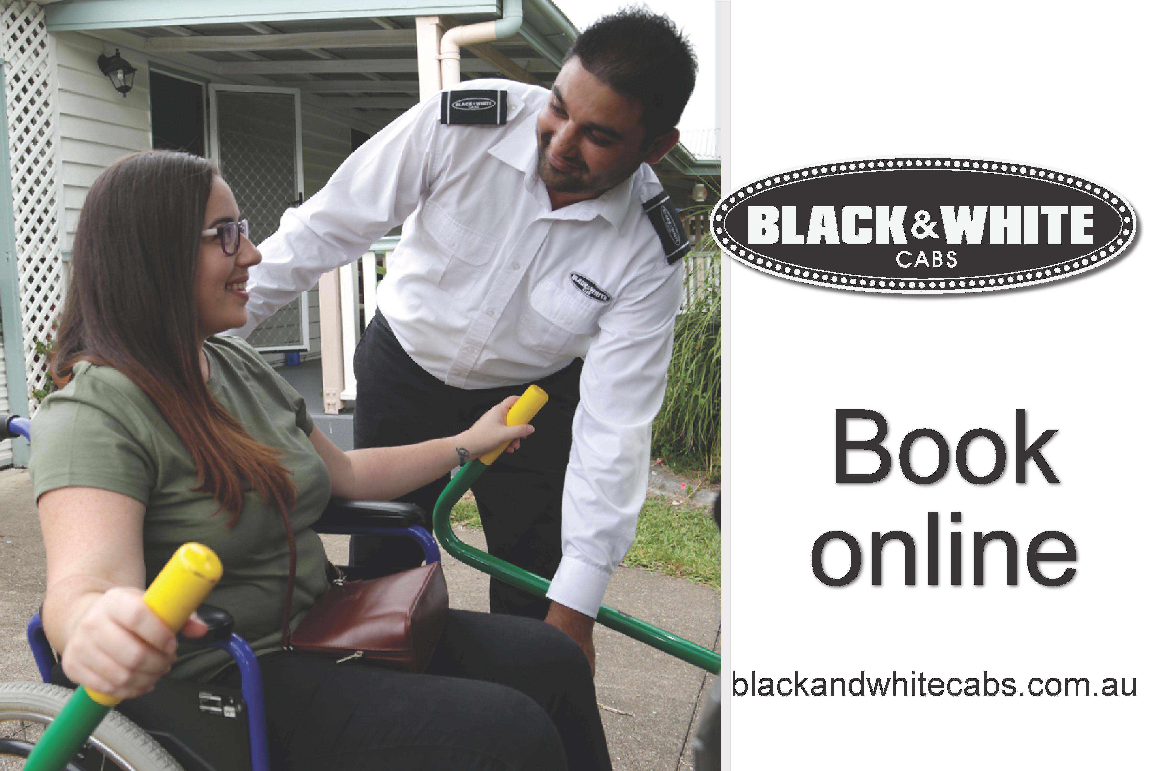 Black n white cabs brisbane
