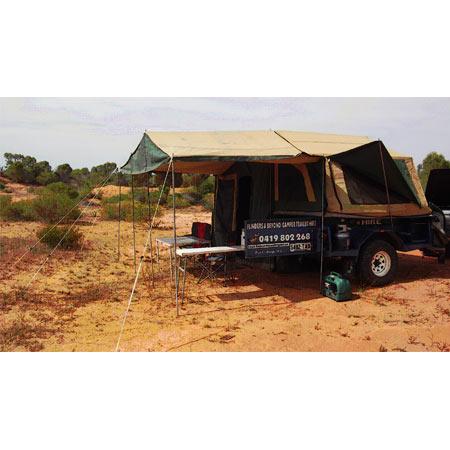Brilliant OFF ROAD CAMPER TRAILERS FOR HIRE DARWIN  Cheap Motorhome Rental