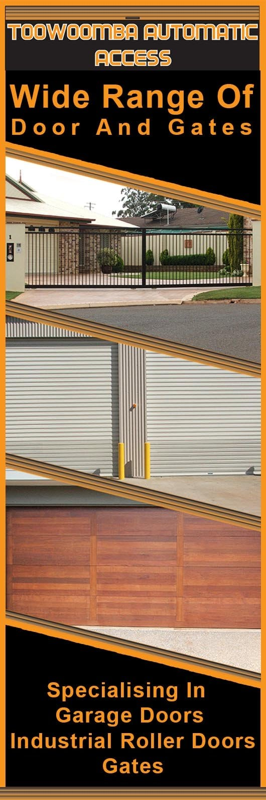 Toowoomba Automatic Access - Promotion & Toowoomba Automatic Access - Garage Doors u0026 Fittings - Shed 12 45-61 ...