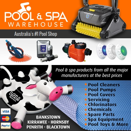 Pool & Spa Warehouse - Swimming Pool Pumps, Accessories ...