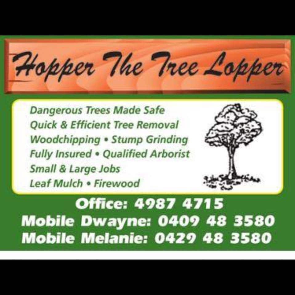 Hopper The Tree Lopper