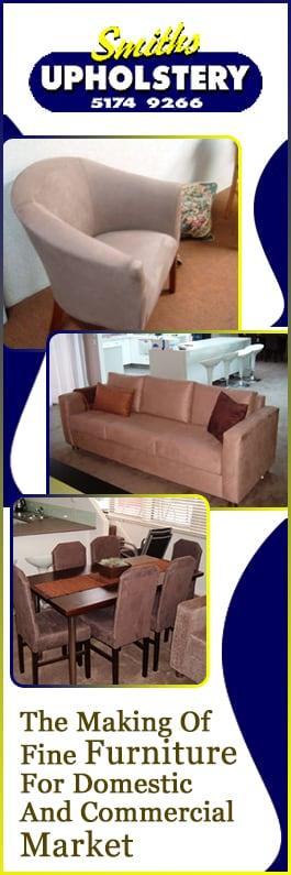 Smithu0027s Upholstery   Promotion