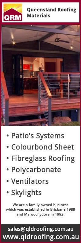 Queensland Roofing Materials Pty Ltd - Roofing Materials - Maroochydore
