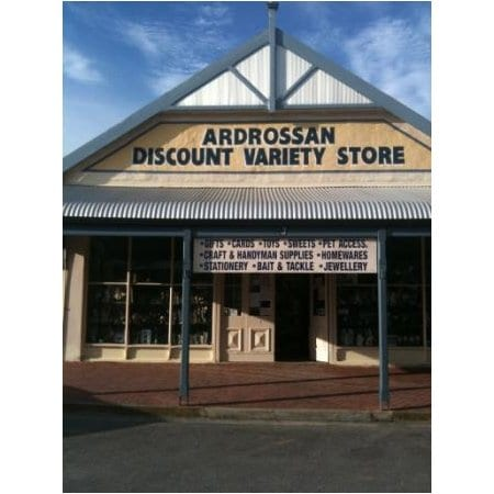Ardrossan discount variety store fishing tackle 3 for Sa fishing coupon