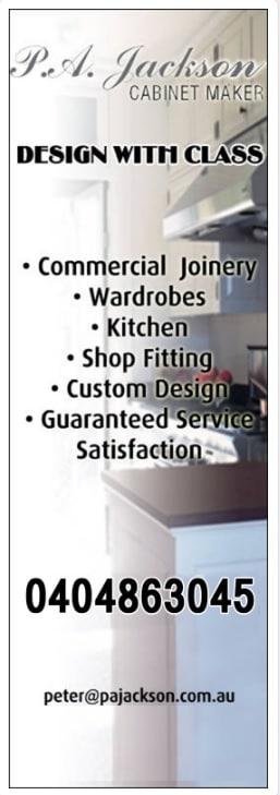 PA Jackson Cabinet Maker - Kitchen Renovations & Designs - 48 ...