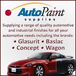 Auto Paint Supplies Fyshwick