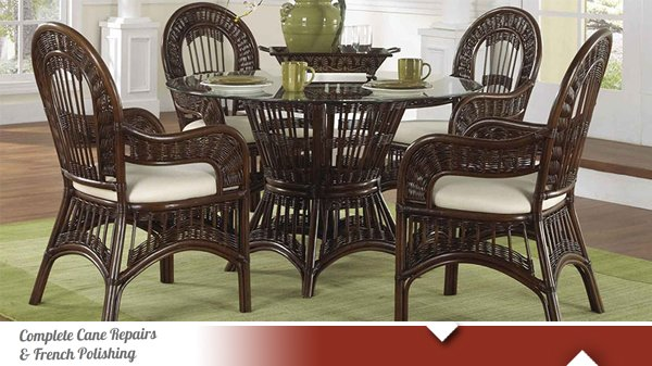 rattan chair repairs brisbane complete cane repairs  : complete cane repairs french polishing image from fourleafs.tech size 600 x 337 jpeg 56kB