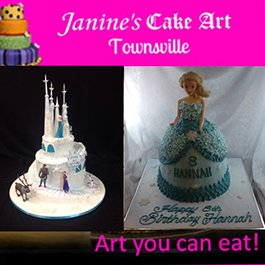 Janine s Cake Art & Calligraphy - Cake & Pastry Shops ...
