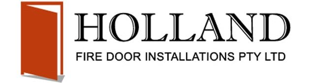 Holland Fire Door Installations Pty Ltd - logo
