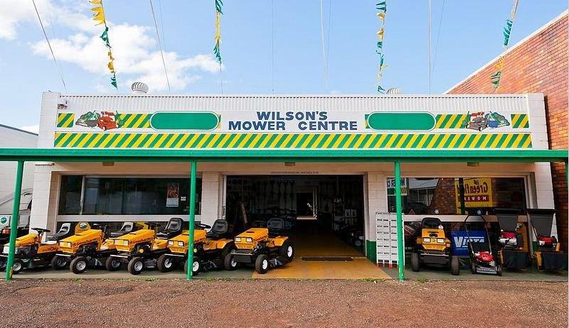 Wilson S Mower Centre Lawn Mower Shops Amp Repairs 279