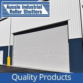 Aussie Industrial Roller Shutters Garage Doors