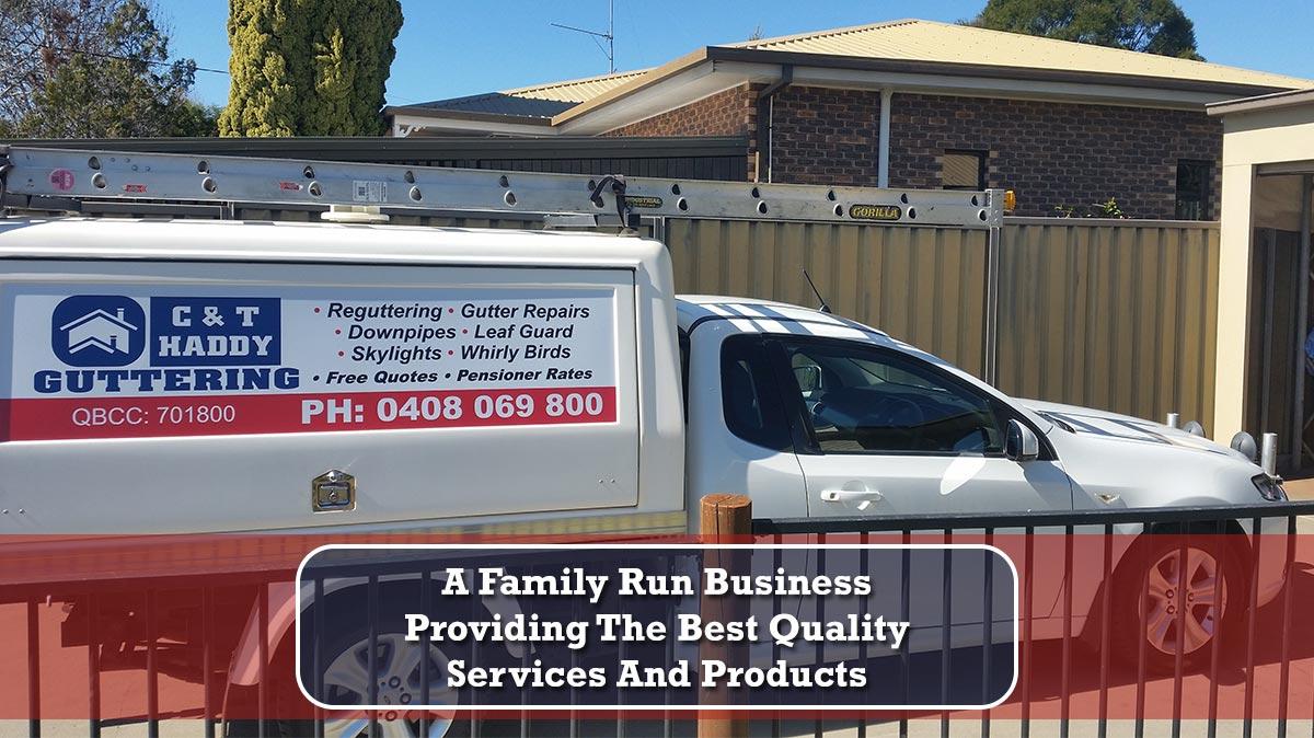 C & T Haddy - Roof Restoration & Repairs - Toowoomba