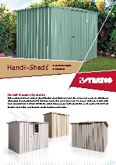 Stratco - Garden Sheds - 2 Hartley Dr - Thornton