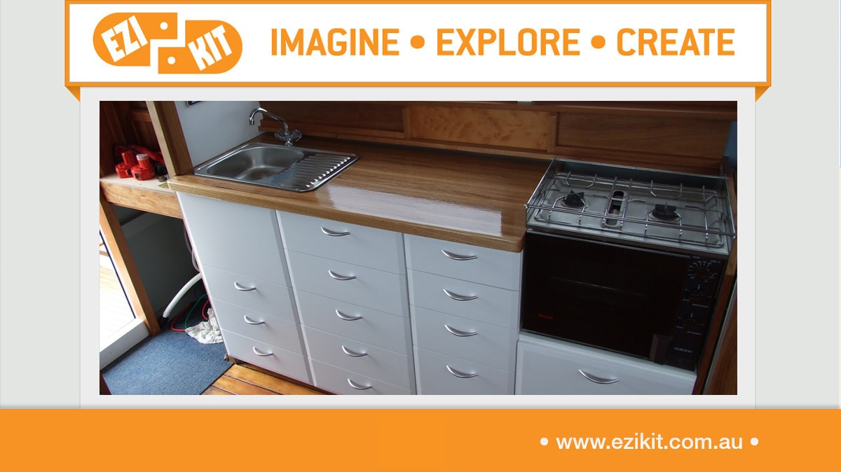 EZIKIT - Kitchen Renovations & Designs - 309 Liverpool St - Hobart
