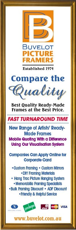 Buvelot picture framers photo frames picture framing 45 colbee buvelot picture framers promotion solutioingenieria Choice Image